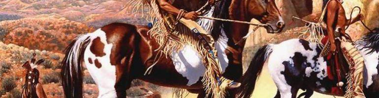 Американская индейская лошадь