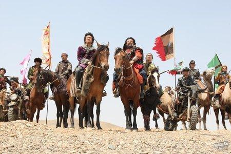 Китайские лошади, фото