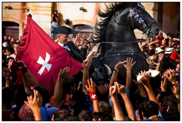 Меноркская лошадь, фото