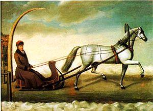История орловского рысака
