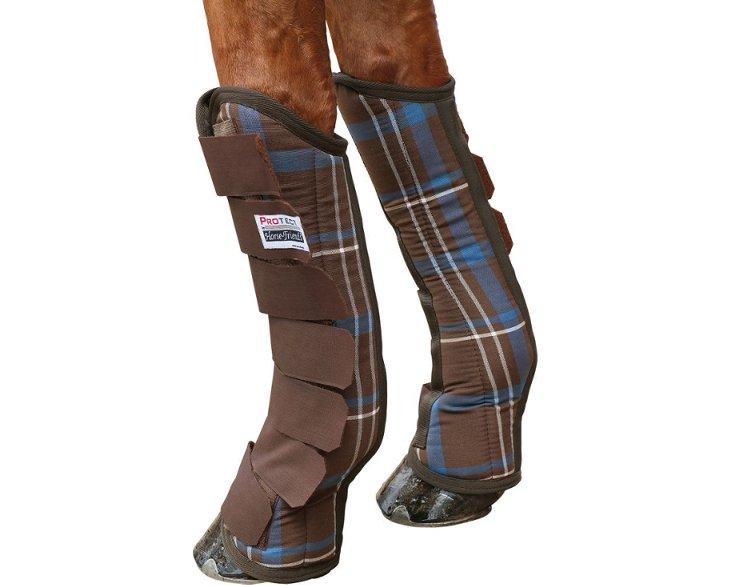 Транспортные ногавки защищают ноги от повреждений р транспортировке