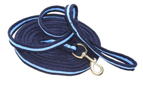 Корда - это веревка с помощью которой пеший человек управляет лошадью, когда та выполняет работу