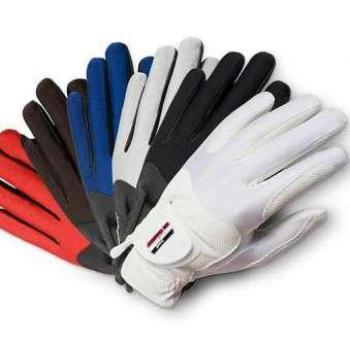 Перчатки делаются из высококачественной кожи