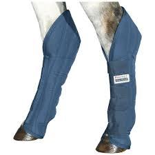 Часто ногавки имеют застежки на липучках