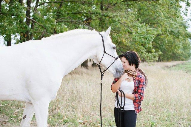 Как сделать поводок для лошади