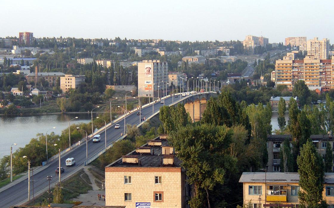 камышин фото города