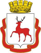 герб Нижний Новгород